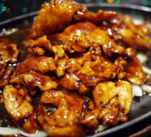 Honey Pepper Chicken